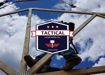 Tactical Construction Website